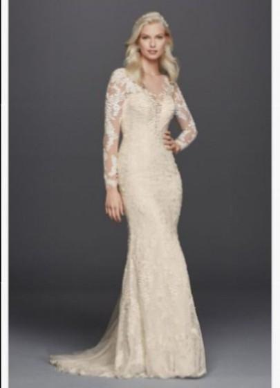 Galina signature swg727 second hand wedding dresses stillwhite junglespirit Image collections