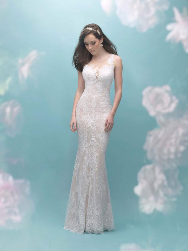 Allure Bridals 9455 - Sample Wedding Dresses - Stillwhite