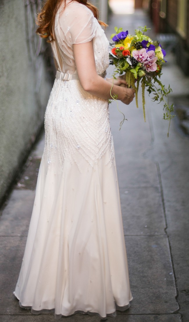 Jenny Packham Willow Second Hand Wedding Dress On Sale 69 Off