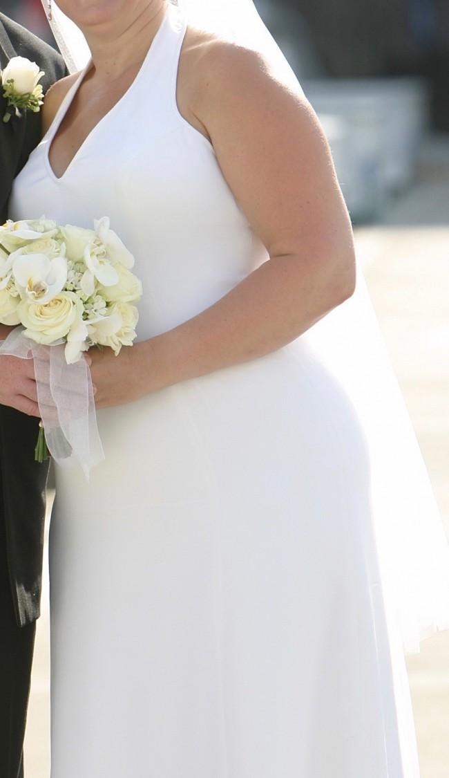 Manuel Mendoza Custom Made Wedding Dress On Sale 86 Off