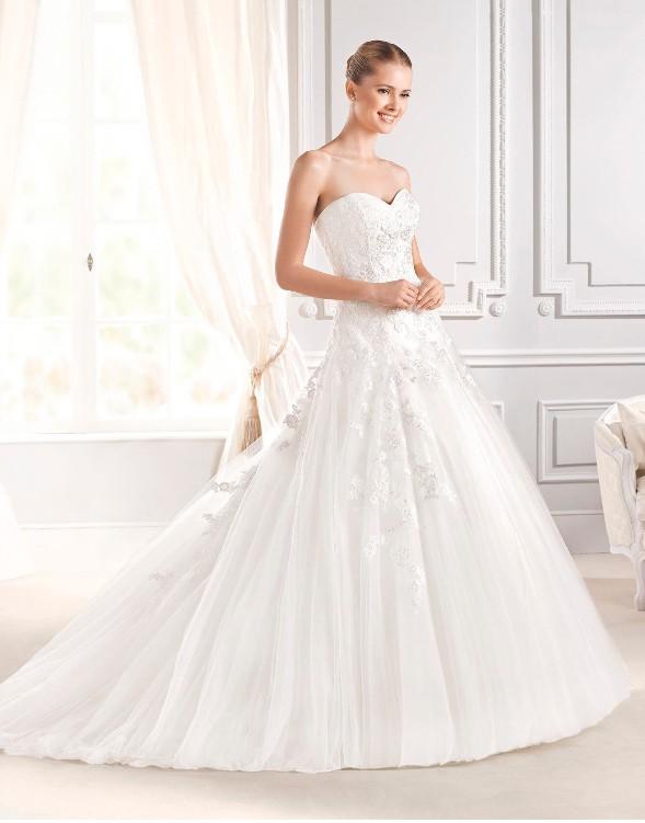La Sposa Ilaria Second Hand Wedding Dresses Stillwhite