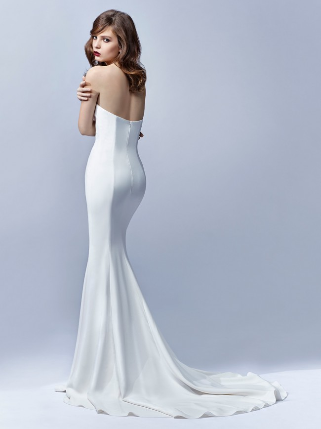 Enzoani Janessa PreOwned Wedding Dress on Sale 59% Off