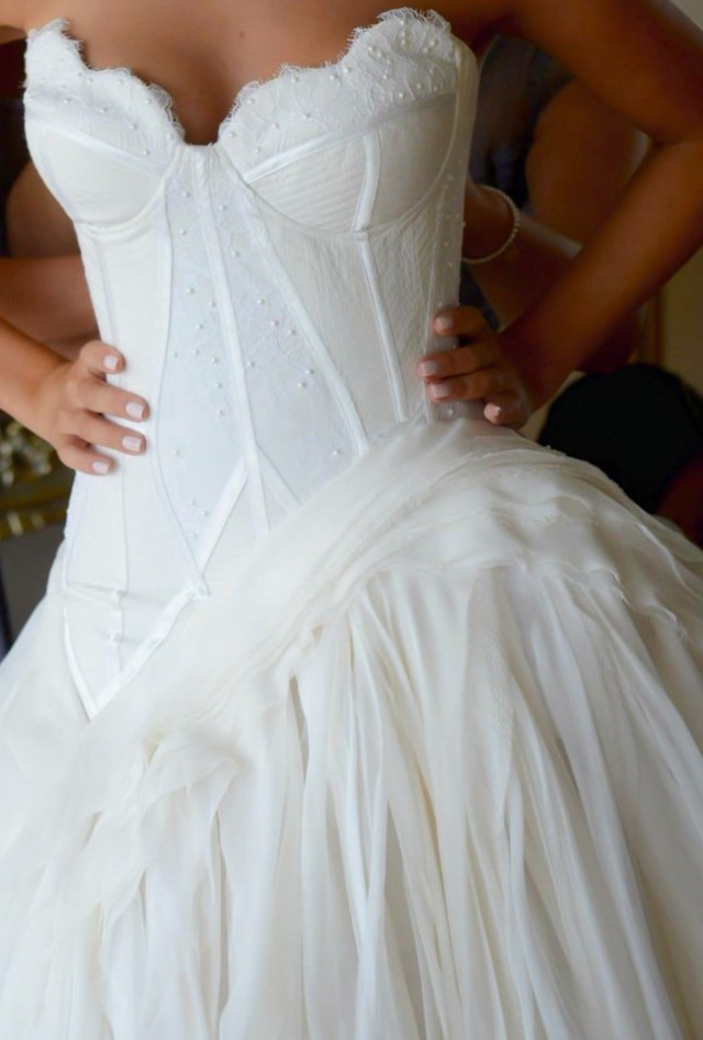 J\'aton Original Used Wedding Dress on Sale