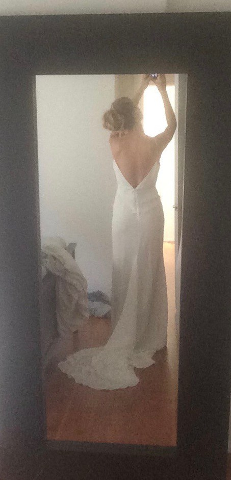 Alexandra Grecco Lewis Gown New Wedding Dress On Sale Stillwhite