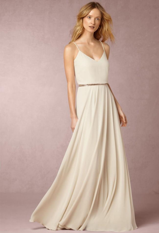 Jenny Yoo Inesse New Wedding Dress on Sale