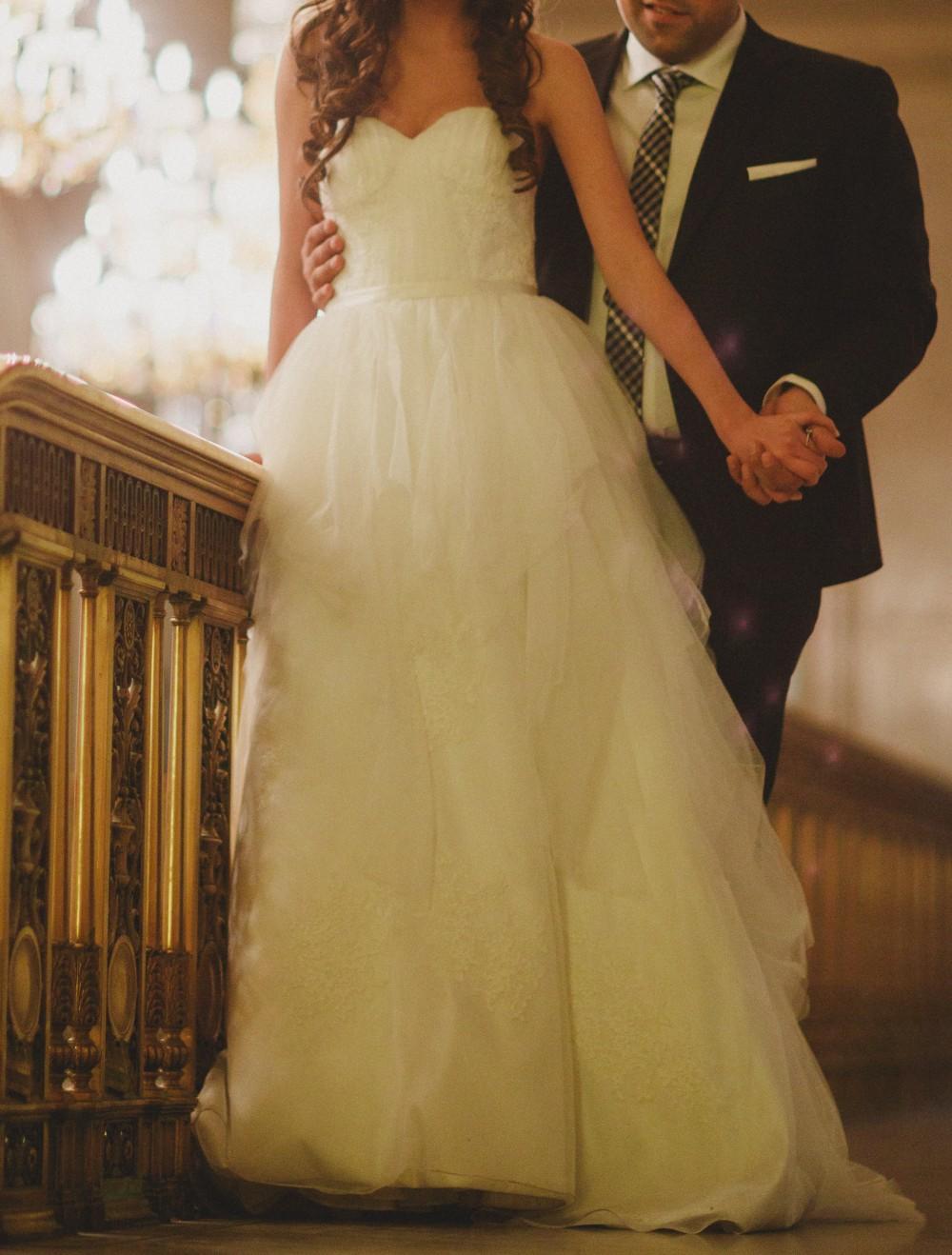 Anne Barge Cadence Used Wedding Dress On Sale 58 Off