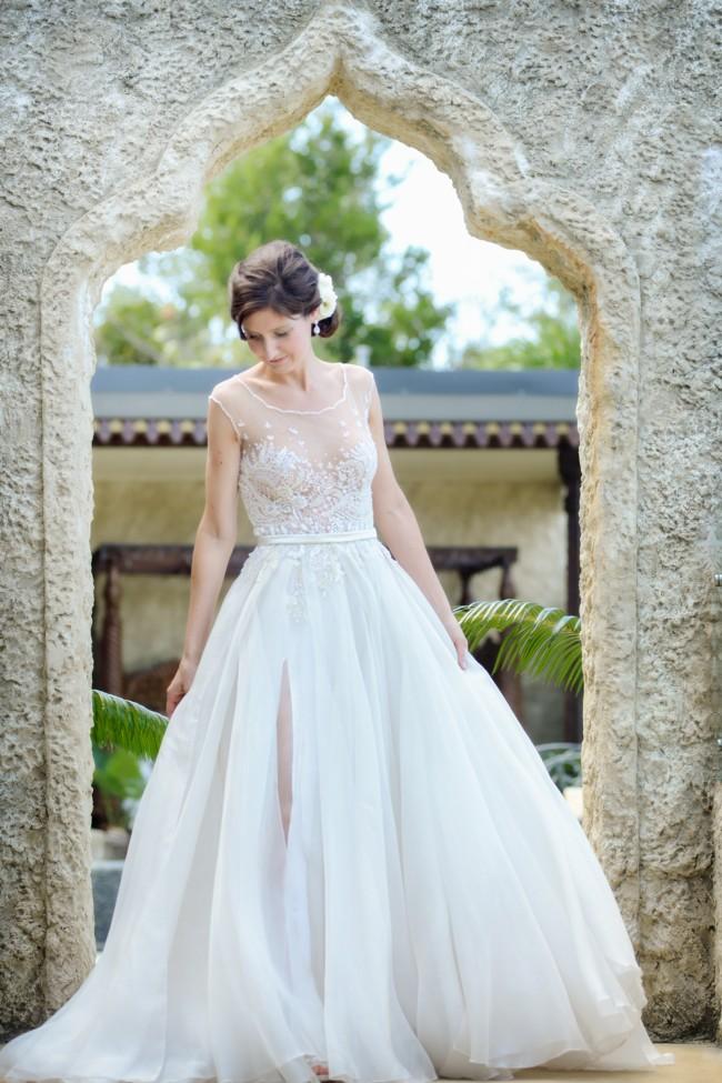 paolo sebastian swan lake wedding dress second hand
