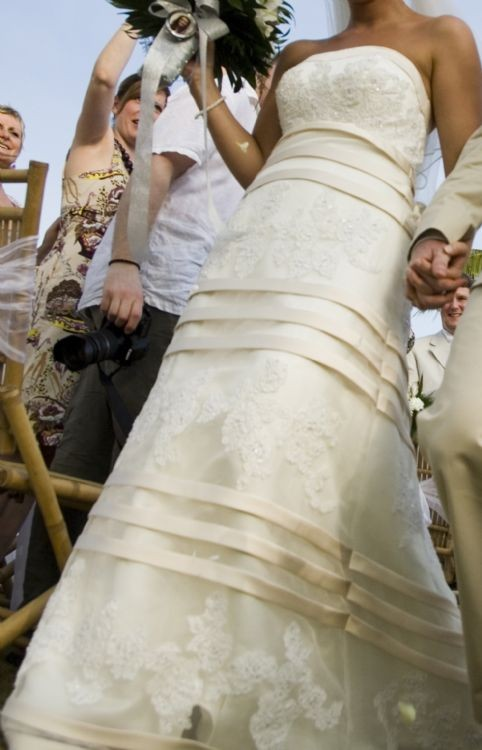 strapless wedding dress on sale 62 off