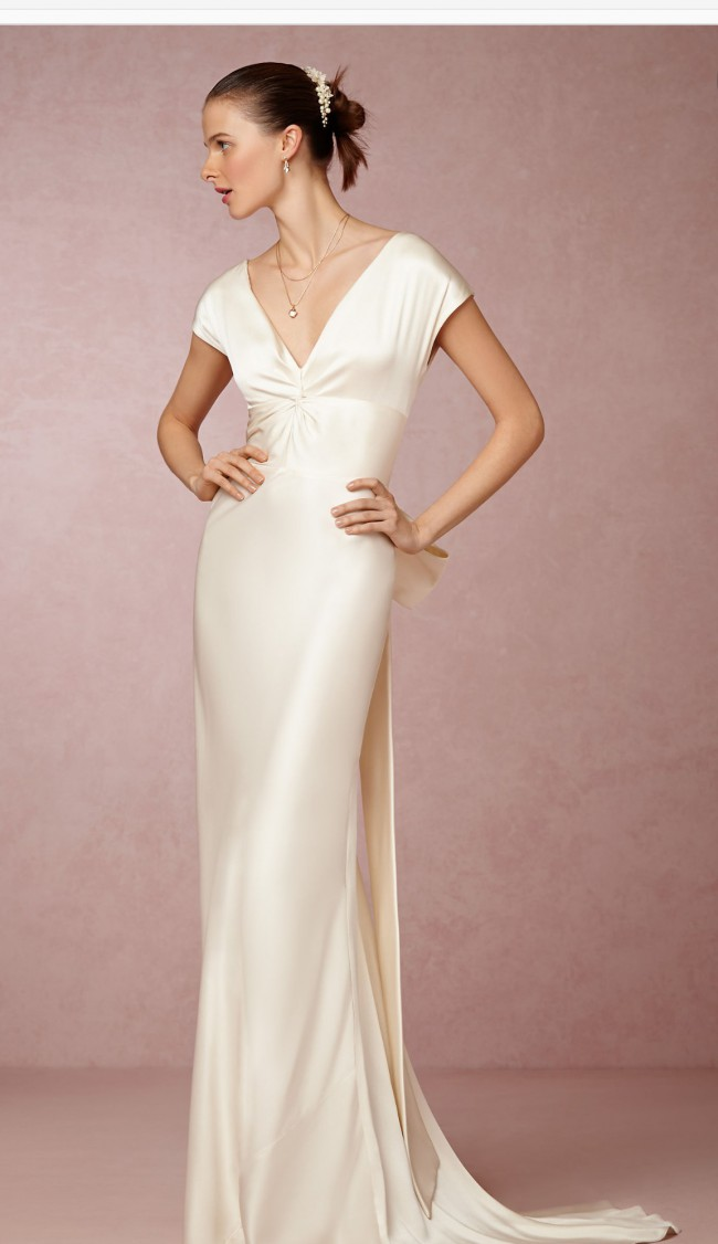 Nicole Miller Cassandra Gown Wedding Dress on Sale 40% Off