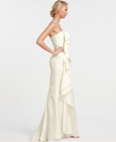 Ann taylor 270175 new wedding dresses stillwhite junglespirit Images