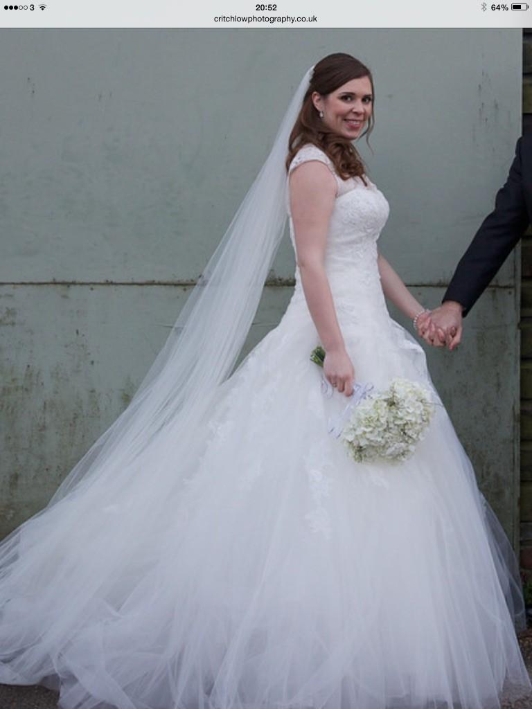 Pronovias Barocco Wedding Dress On Sale 89 Off
