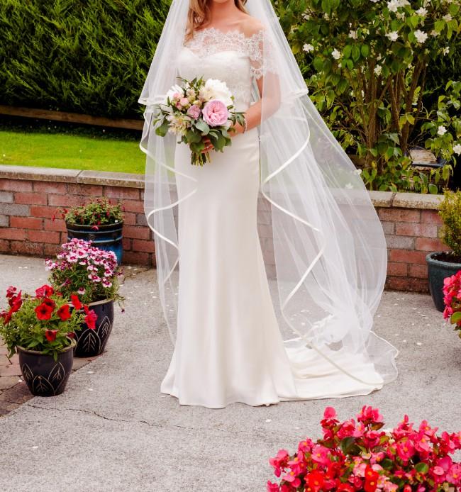 Gemy Maalouf Custom Made Used Wedding Dress On Sale 42 Off