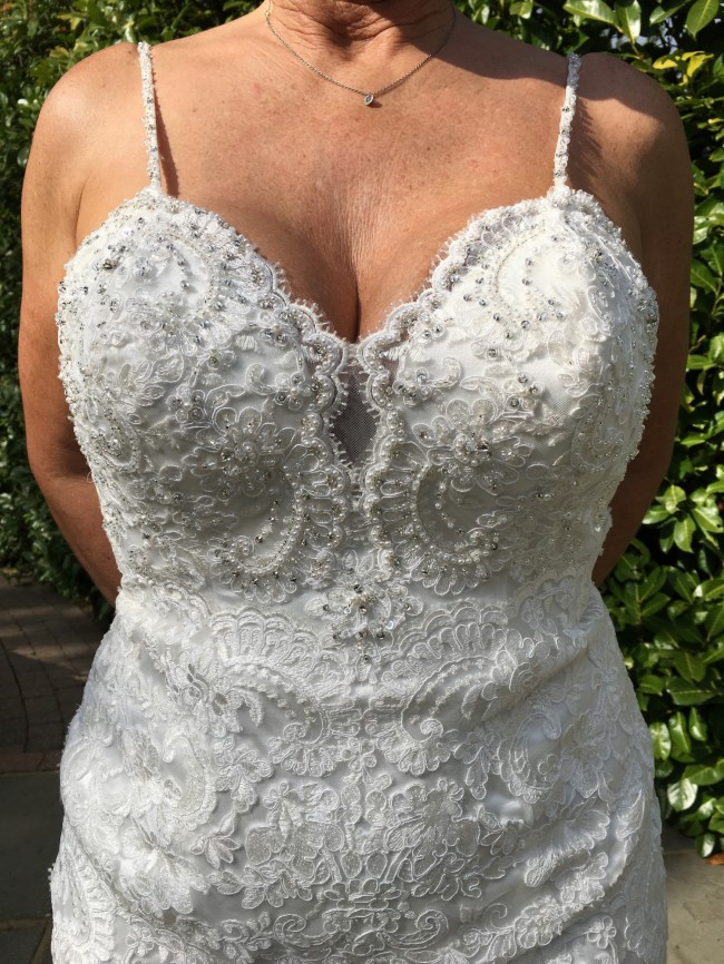 Morilee second hand wedding dress on sale 55 off for Second hand mori lee wedding dresses