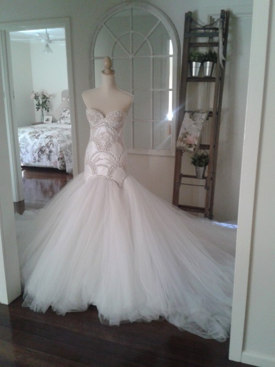 J 39 aton second hand wedding dress on sale 45 off for J aton wedding dress