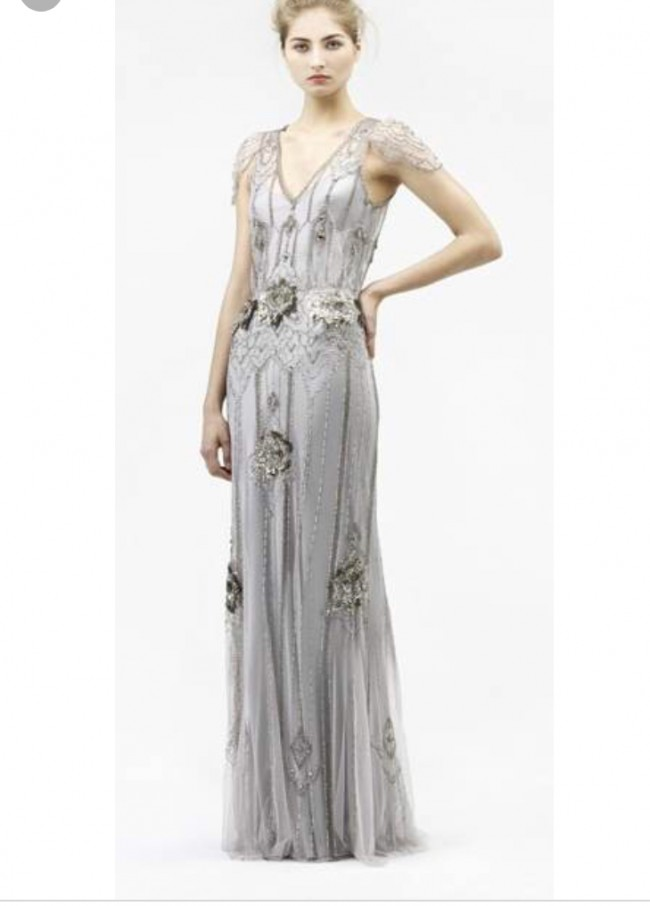 Jenny Packham Platinum eden New Wedding Dress on Sale 62% Off ...