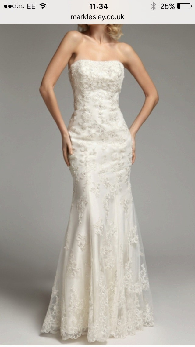 Mark lesley mlp5055 second hand wedding dress on sale 74 off for Second hand wedding dresses san diego