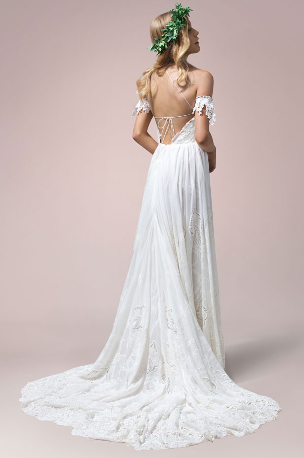 Rue de seine zara gown preowned wedding dress on sale for Rue de seine wedding dress cost