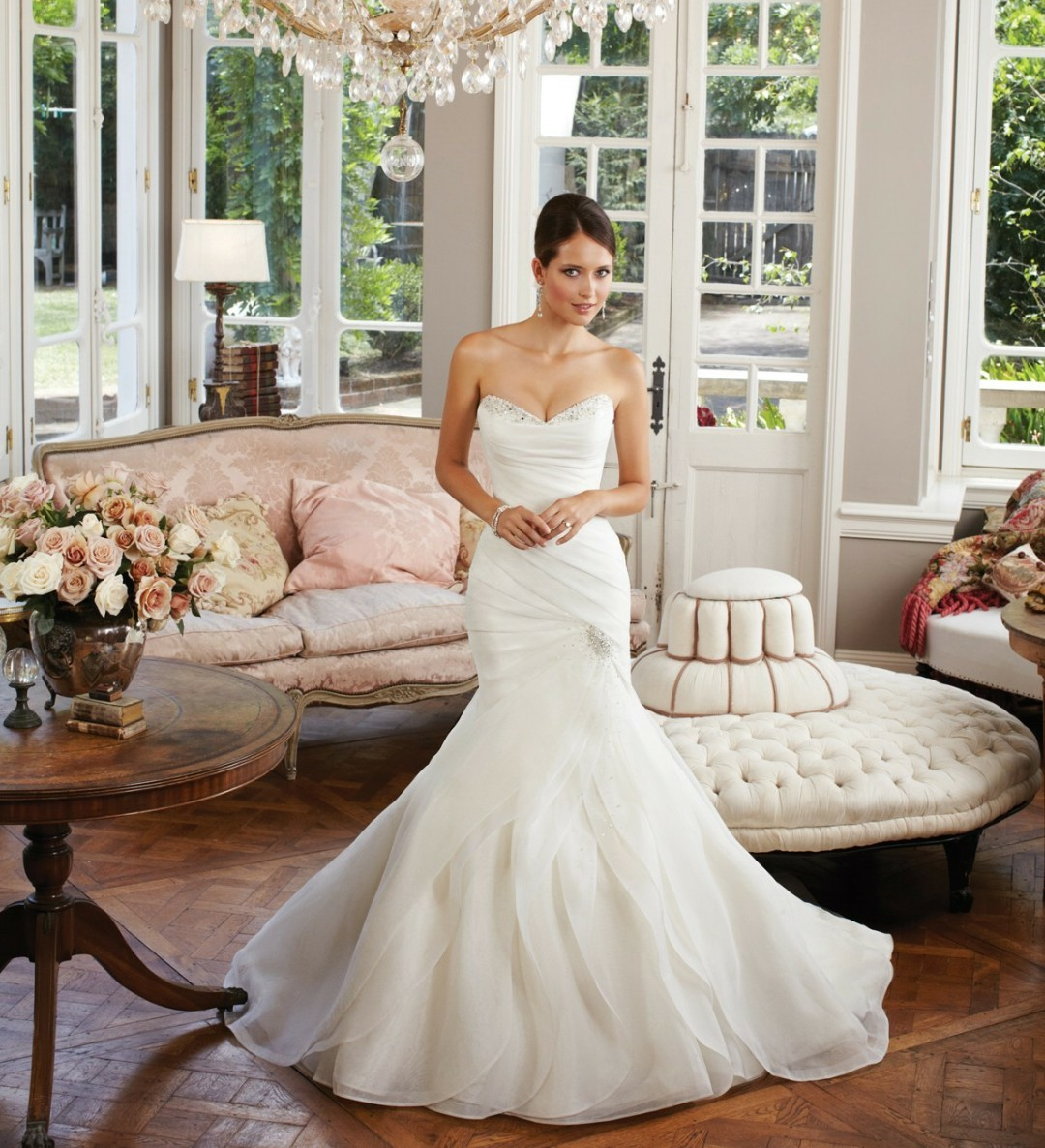Cost Of Sophia Tolli Wedding Gowns: Sophia Tolli Cornflower Y21377 New Wedding Dress On Sale