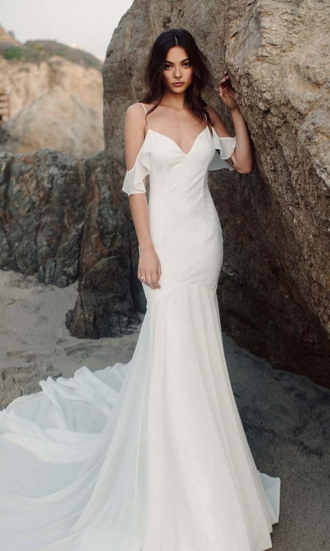 Katie May Tulum Chantilly Gown - New Wedding Dresses - Stillwhite
