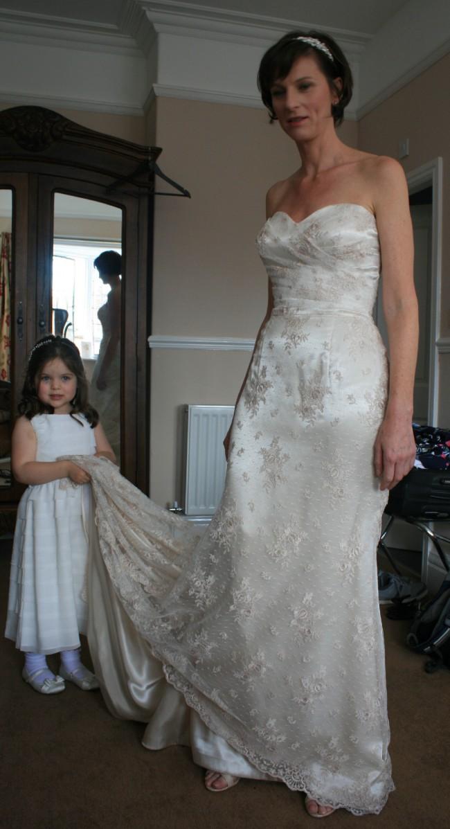 White Rose Bridal Custom Made - Used Wedding Dresses - Stillwhite