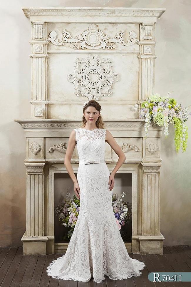 White Rose R704H Wedding Dress On Sale 55 Off