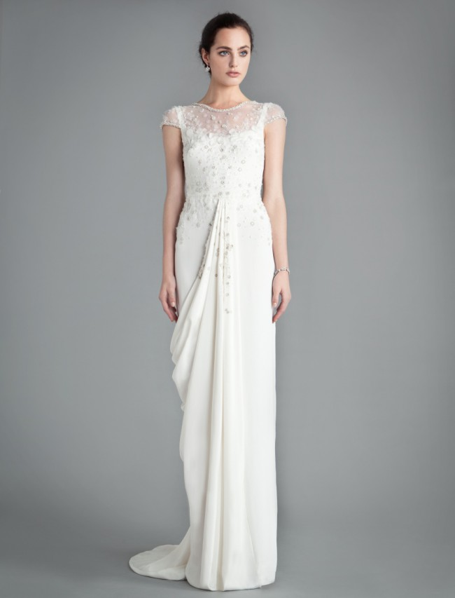 Temperley london laelia second hand wedding dress on sale for Temperley london wedding dress sale