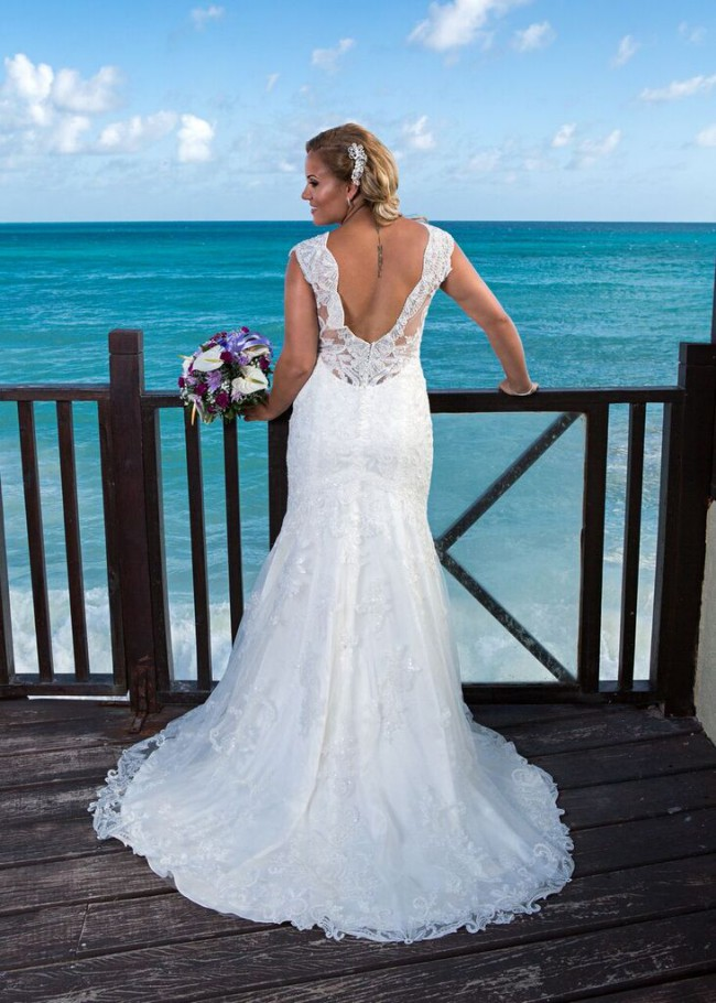 Maggie Sottero Elison Used Wedding Dress on Sale