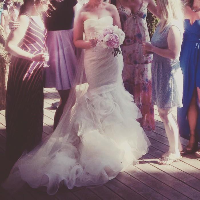 Vera Wang Gemma - Second Hand Wedding Dresses - Stillwhite