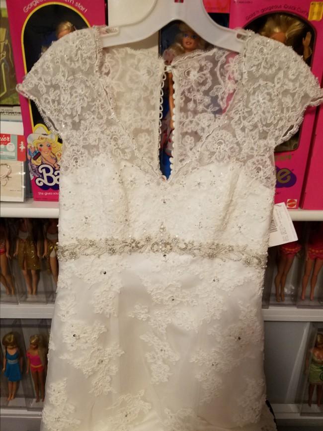 0e58229d3980 David's Bridal t3299 - New Wedding Dresses - Stillwhite
