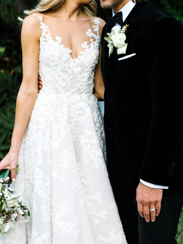 Paolo Sebastian Custom Made PreOwned Wedding Dress on Sale ...