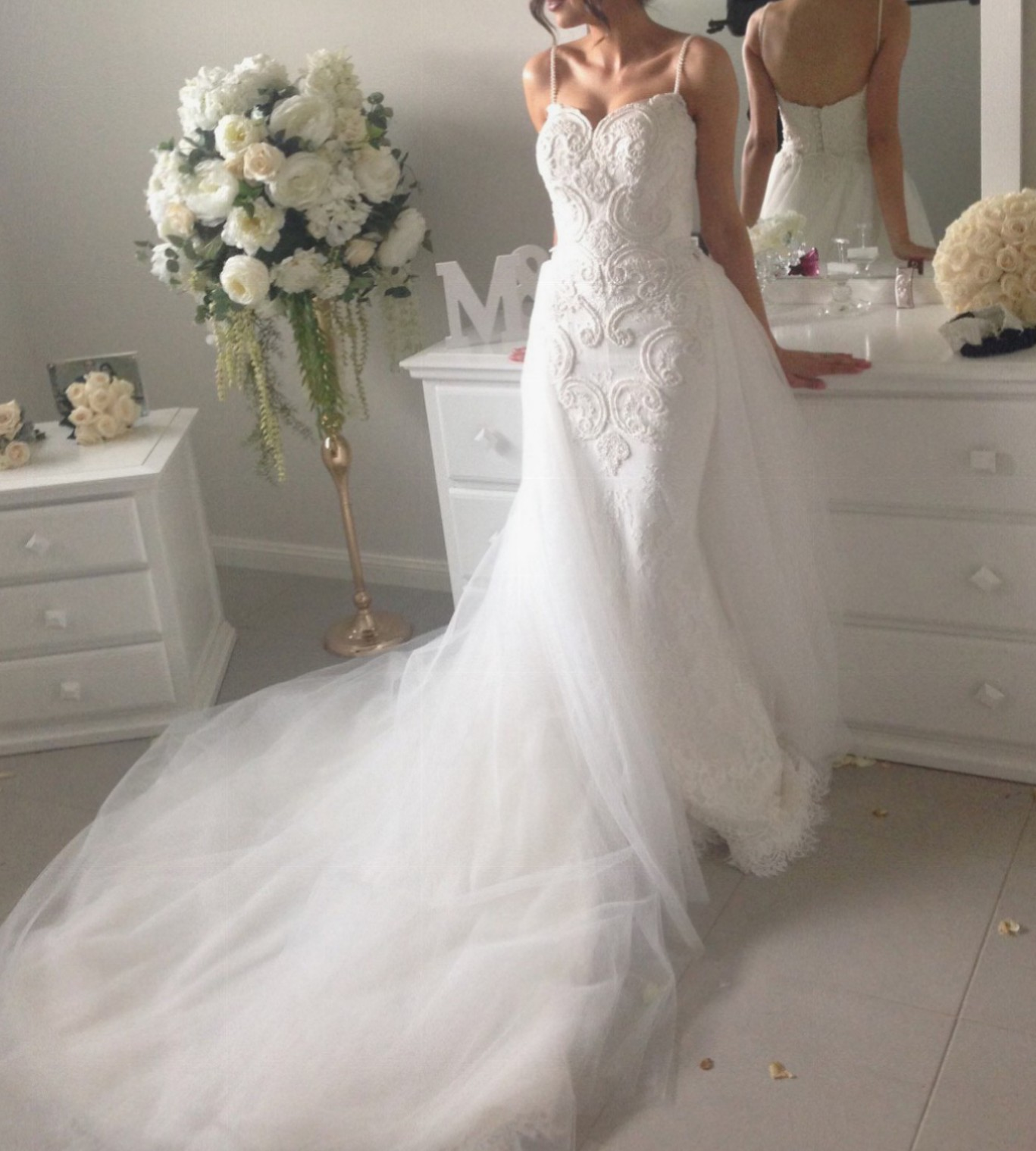 Second Hand Wedding Dresses: Suzanna Blazevic Second Hand Wedding Dress On Sale 41% Off