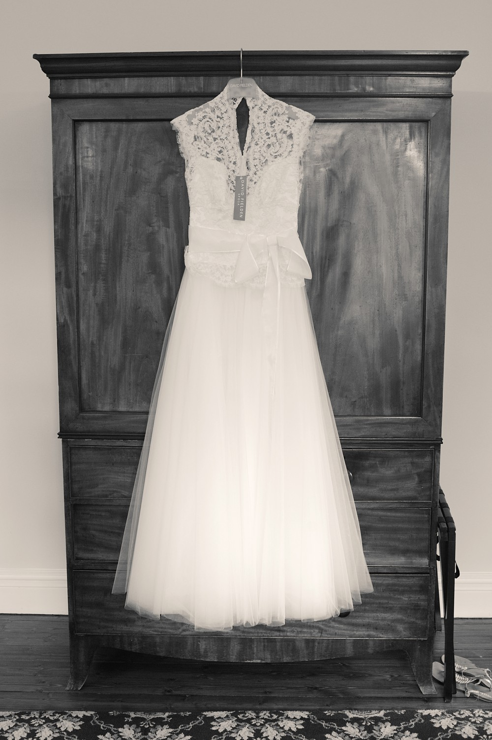 David Fielden Grace Kelly 3706 - Used Wedding Dresses - Stillwhite