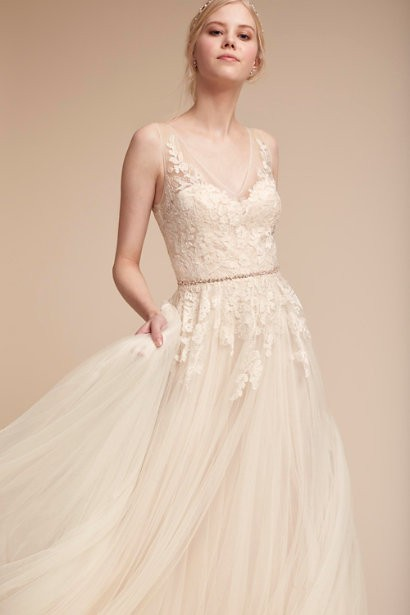 Watters, Reagan Gown, BHLDN