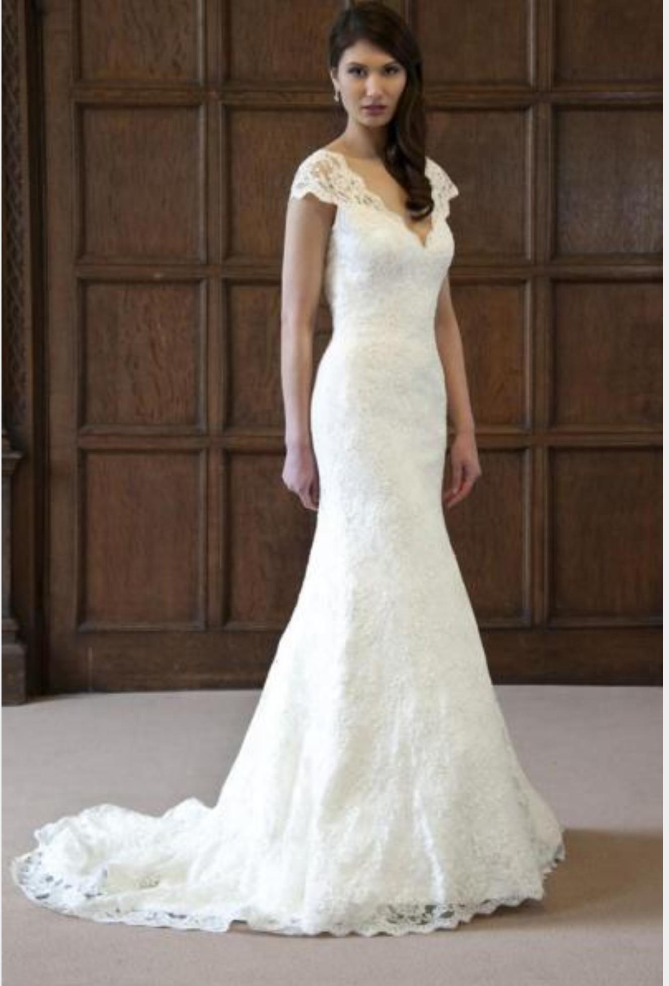Augusta Jones Anita - Second Hand Wedding Dresses - Stillwhite