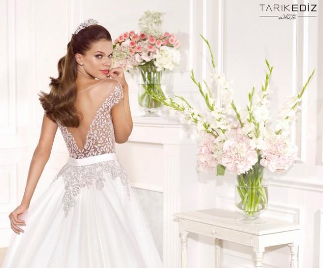 Tarik Ediz G1124 - Sample Wedding Dresses - Stillwhite