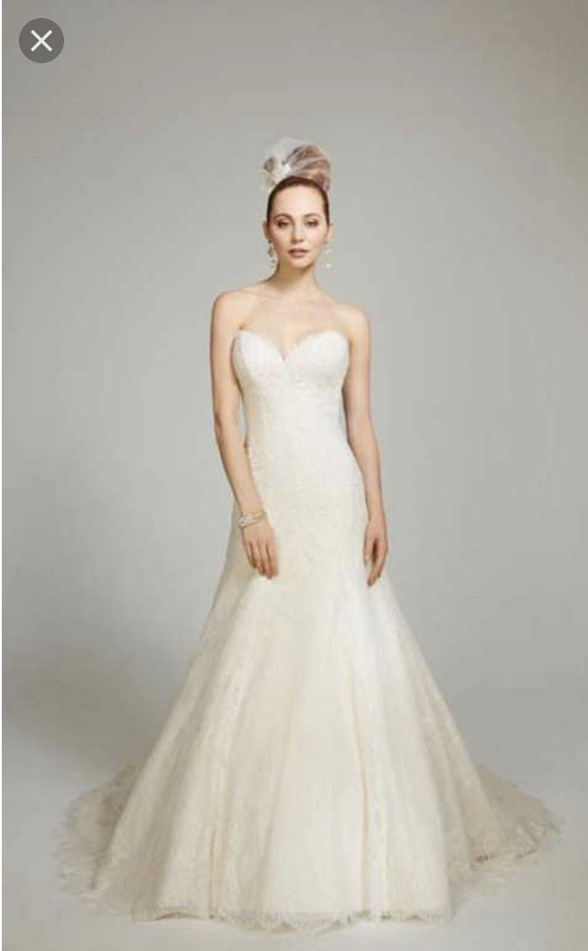 Matthew christopher adaline brand new new wedding for Matthew christopher wedding dress prices