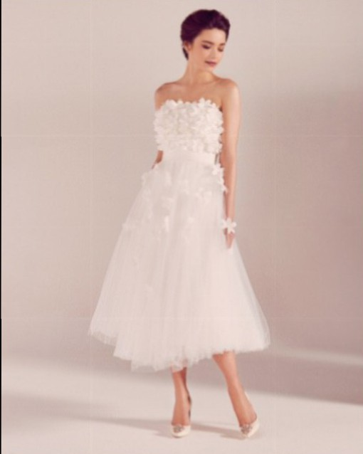 Ted Baker Ted Baker SAMTA dress Wedding Dress on Sale 83% Off