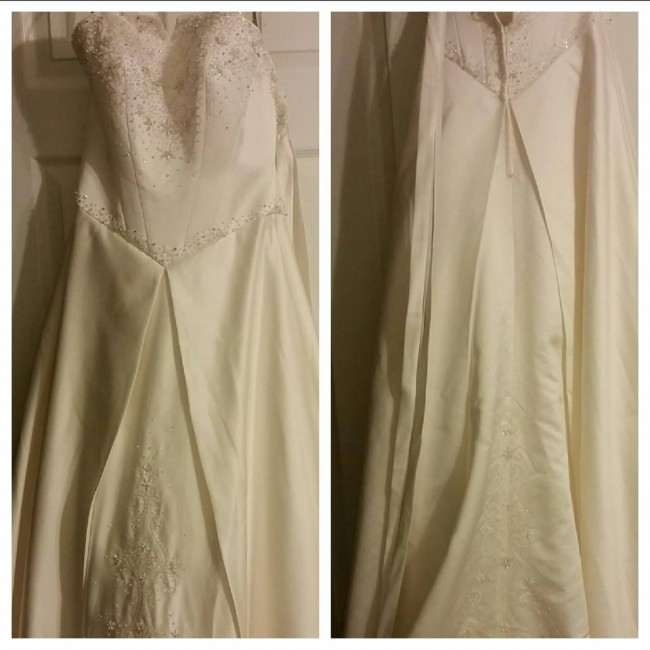 Novia By Kellie Virginia Wedding Dress On Sale