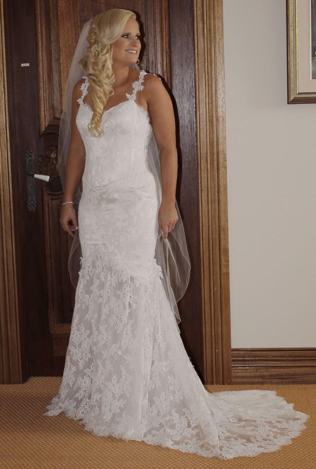 Pallas couture marietta second hand wedding dress on sale for Wedding dresses marietta ga