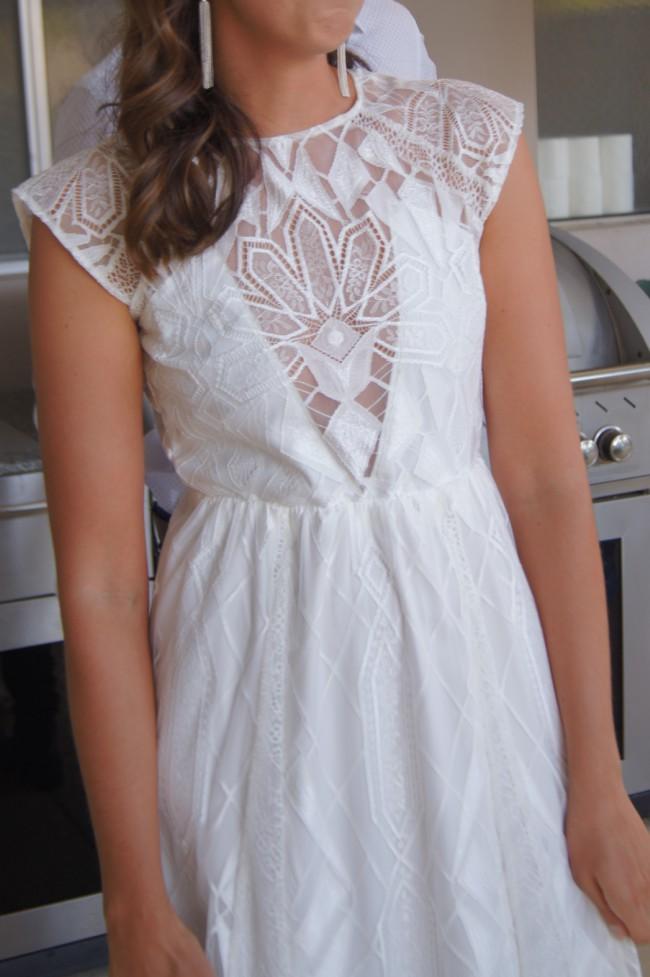 Grace Loves Lace Cedar Gown Wedding Dress On Sale