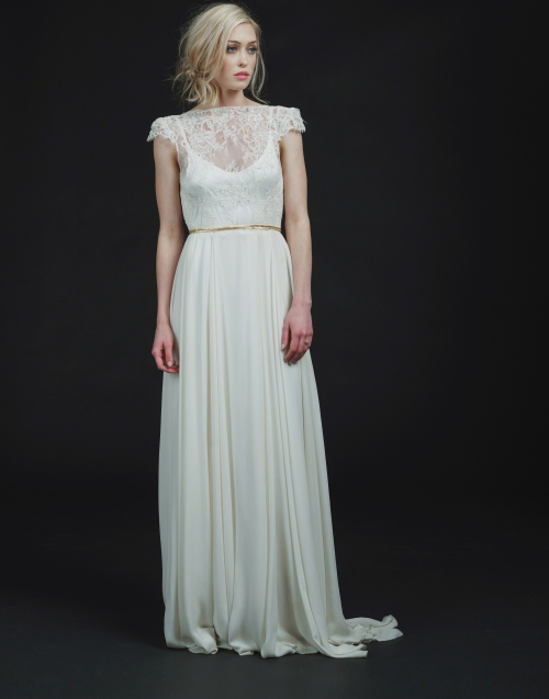 Sarah Seven Bijou Wedding Dress on Sale 69 Off