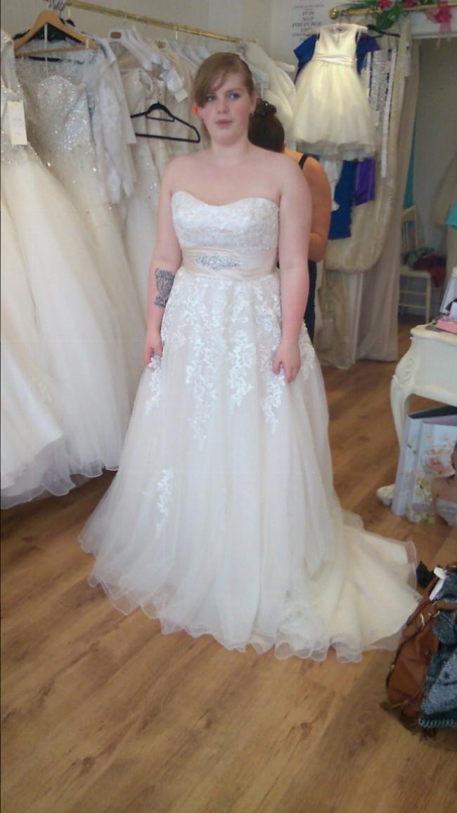 Art Couture Wedding Dress