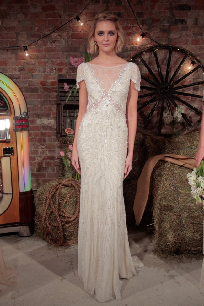 Jenny Packham Nashville Second Hand Wedding Dress On Sale