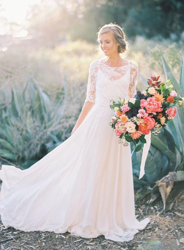 Sarah Seven Bleeker Wedding Dress on Sale 15 Off