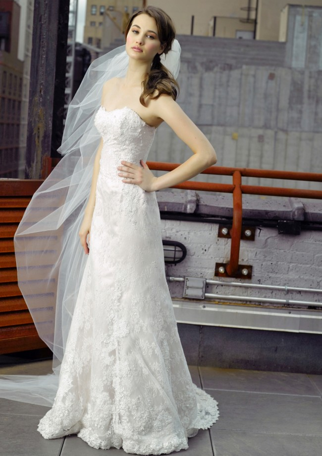 Henry Roth Kelsey New Wedding Dress On Sale 56 Off