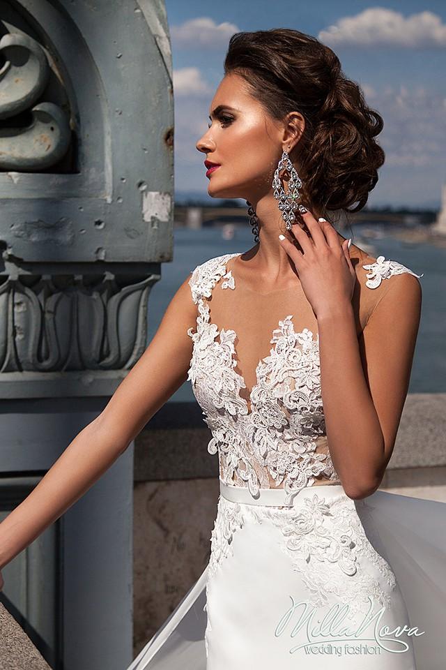 Milla Nova Naomi New Wedding Dress On Sale 46 Off