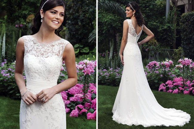 Sincerity Bridal 3730 Second Hand Wedding Dress On Sale 56