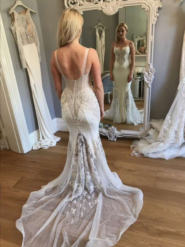 Pallas Couture, 'Arlette' gown