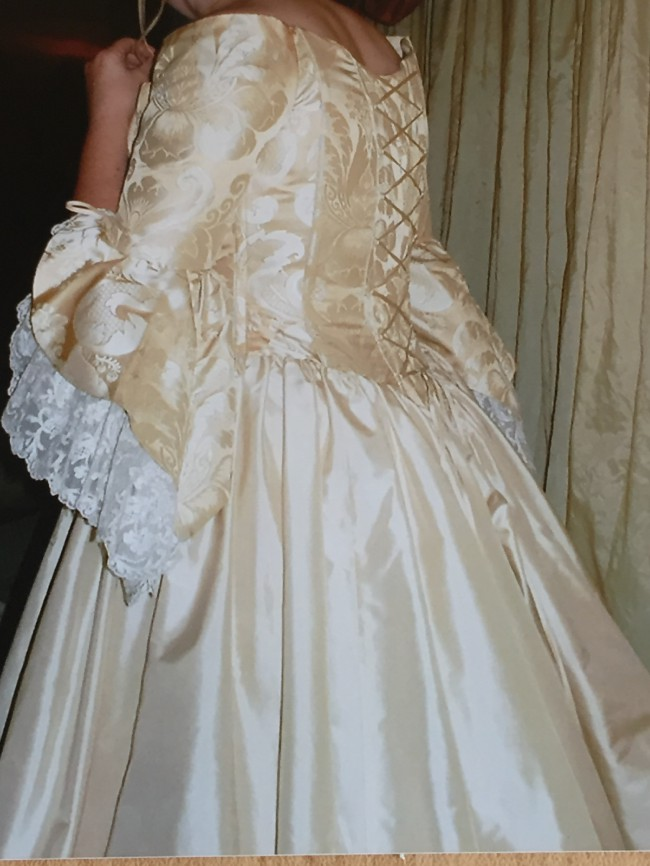 Catherine Davighi, Ball Gown