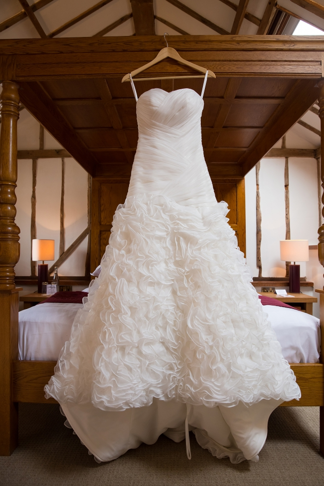 Calla Bridal, Custom Made